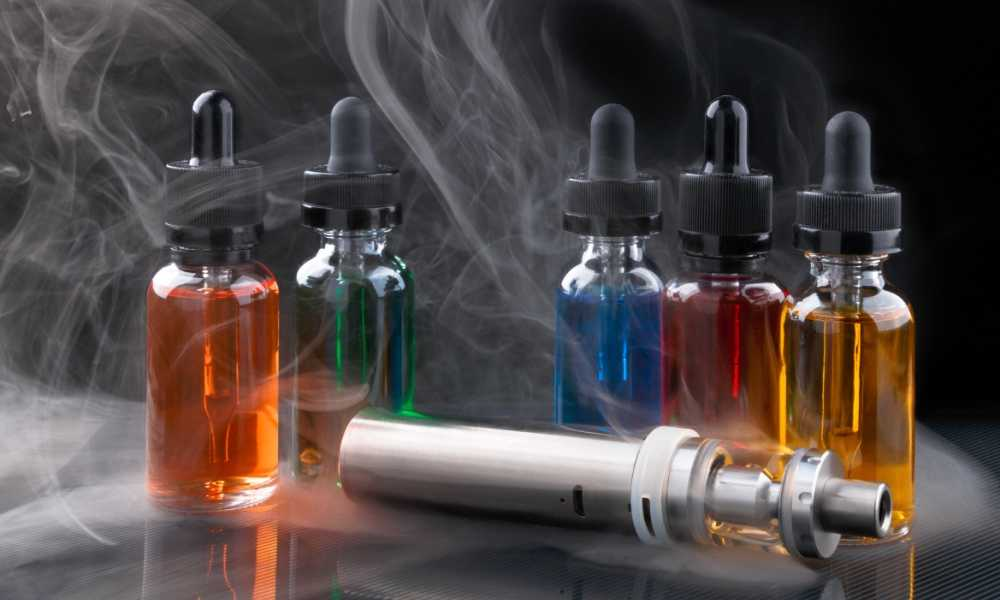 How to Make Vape Juice Without PG or VG