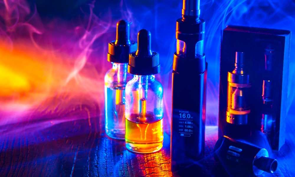 What Are Vape Juices Made Of