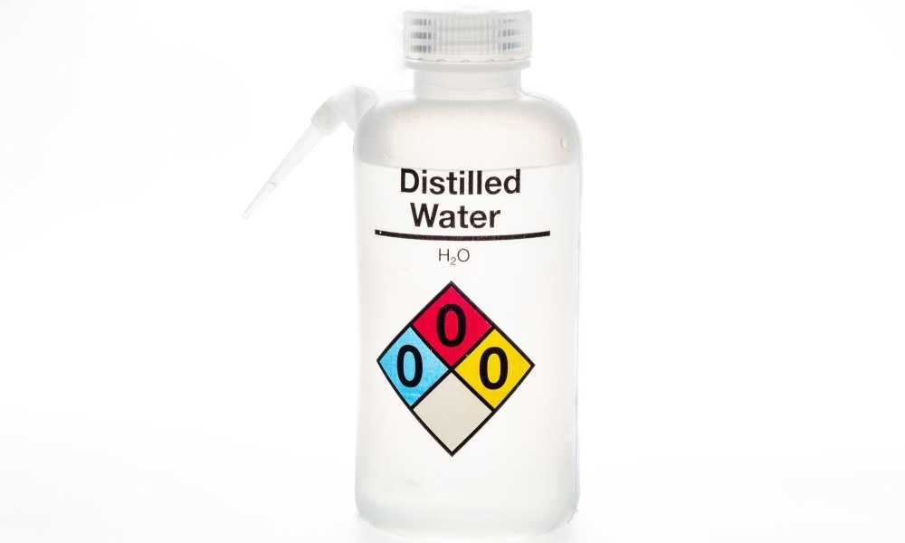 DIY Distilled Water