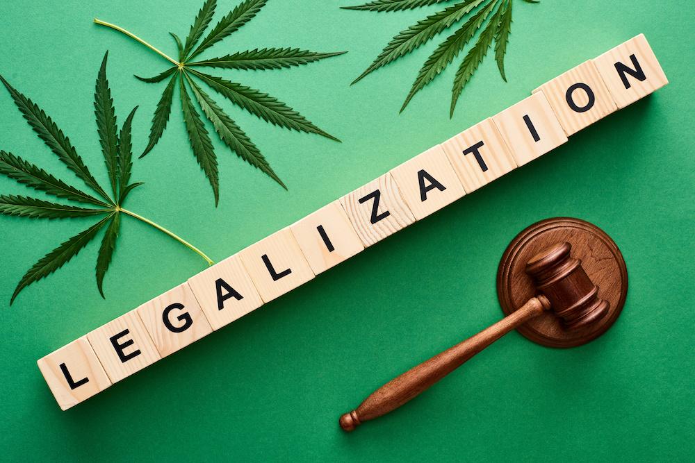 bill to decriminalize weed