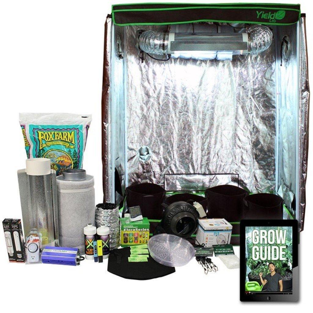 complete indoor grow kit