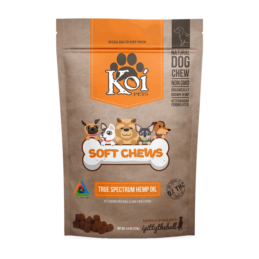 Koi Pet Chews For Dogs