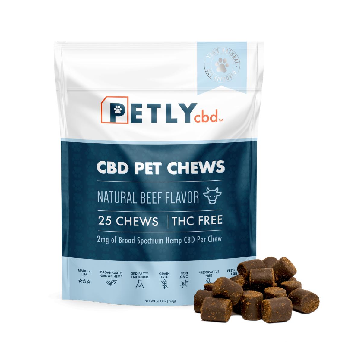 PETLYcbd Pet Chews