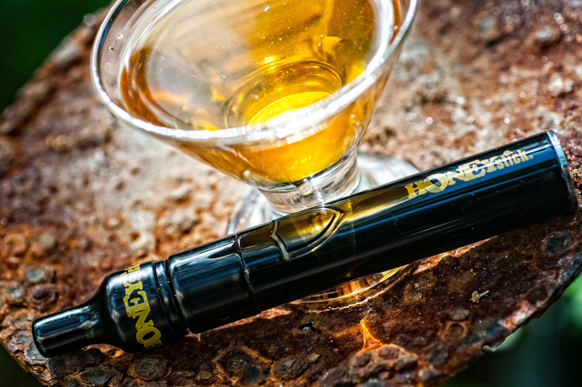 HoneyStick stinger wax vaporizer