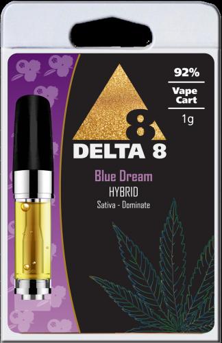 Blister-Delta-8-Blue-Dream-Black-Cap